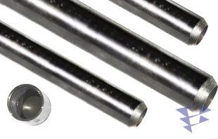 Обсадные трубы для использования в системах статического зондирования