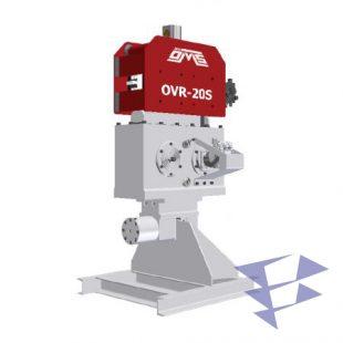 Экскаваторный вибропогружатель модели OVR 20 S