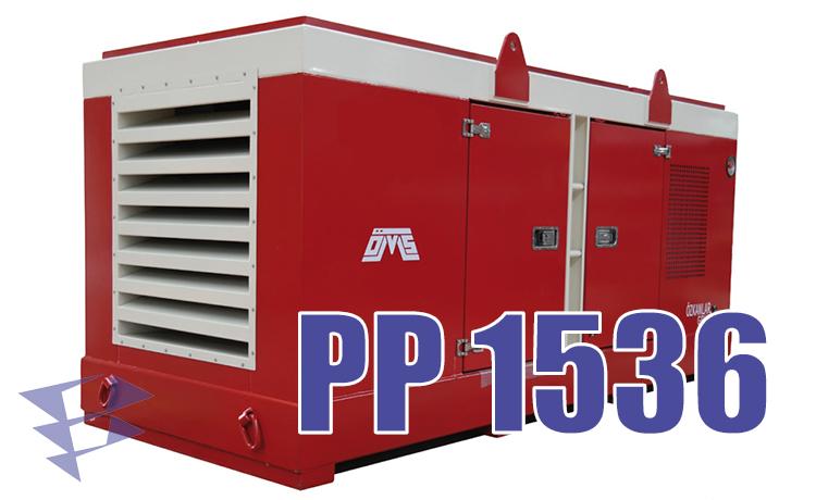Силовой блок PP 1536 компании Ozkanlar