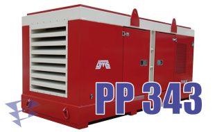 Силовой блок PP 343 компании Ozkanlar