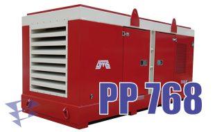 Силовой блок PP 768 компании Ozkanlar