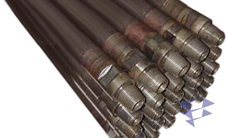 Иллюстрация к трубам ТБСН для осуществления буровых работ