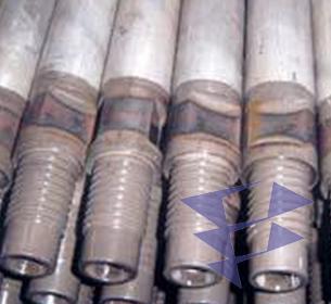 Трубы бурильные нестандартного ряда ТБСН