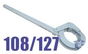 Иллюстрация к буровому ключу КШС 108/127 мм