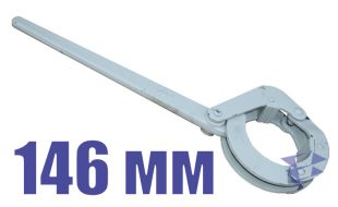 Иллюстрация к буровому ключу КШС 146 мм