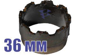 Иллюстрация к резцовым коронкам серии СМ 36 мм