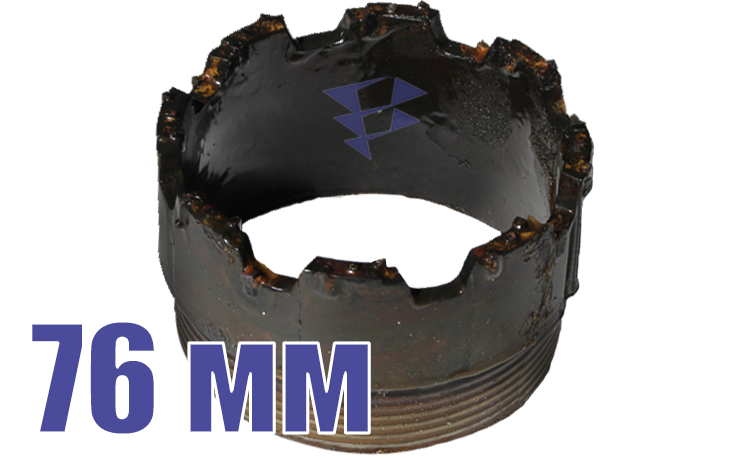 Иллюстрация к резцовым коронкам серии СМ 76 мм