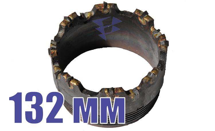 Иллюстрация к резцовым коронкам серии СМ-9 132 мм