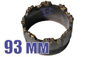 Иллюстрация к резцовым коронкам серии СМ-9 93 мм
