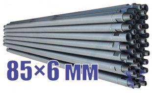 Иллюстрация к трубе стальной бурильной универсальной 85х6 мм