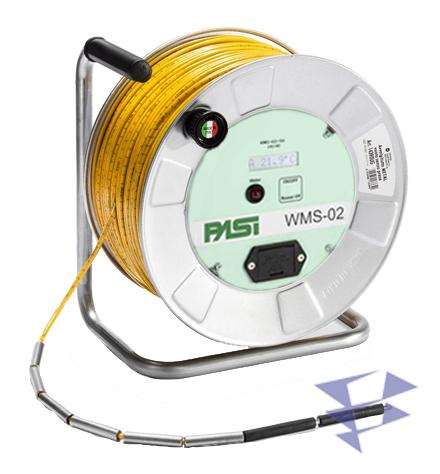 Иллюстрация к тросовым скважинным уровнемерам с металлическим корпусом серии WMS