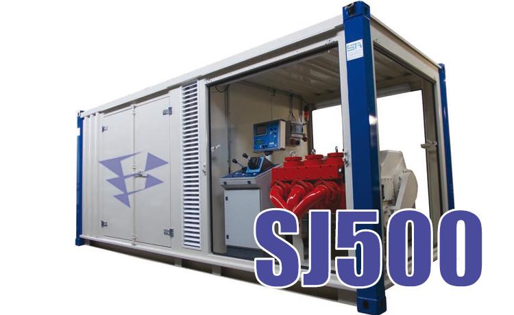 Иллюстрация к насосу высокого давления STA SJ500