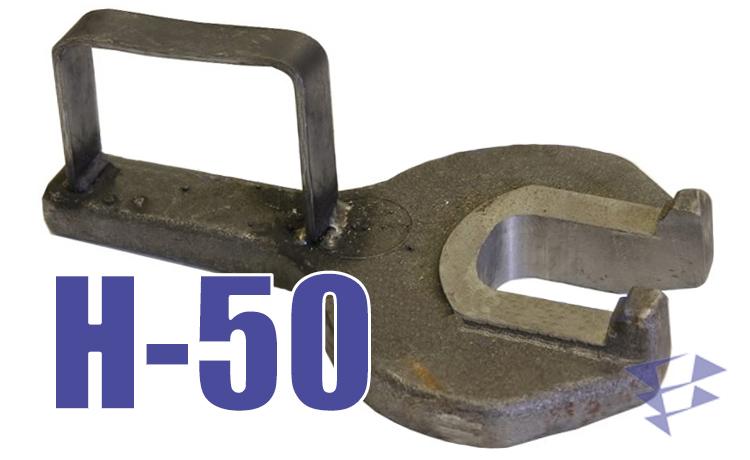 Иллюстрация к ключу РТ-1200 Н-50 для сборки и разборки буровой колонны при выполнении СПО