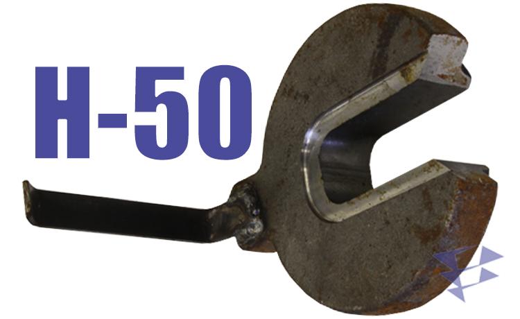 Иллюстрация к вилке РТ-1200 Н-50 для удержания бурильного снаряда при выполнении СПО