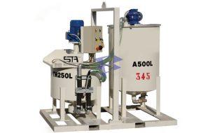 Иллюстрация к смесительному блоку STA 5M3