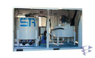 Иллюстрация к смесительному блоку STA 30M3
