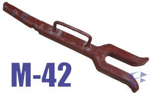 Иллюстрация к подкладной вилке М-42
