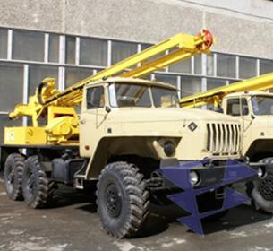 Буровые установки серии УРБ-2