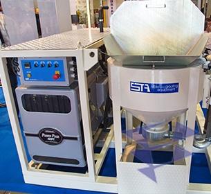 Смесительно-цементировочные комплексы STA