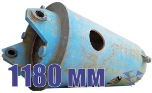 Дрейтеллер, 1 180 мм