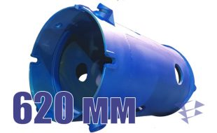 Дрейтеллер, 620 мм