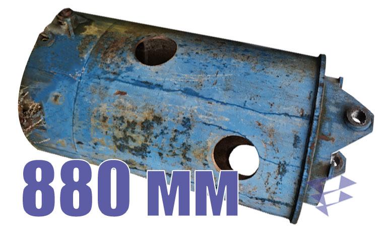 Дрейтеллер, 880 мм