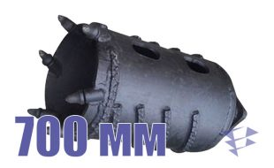 Колонковый бур, 700 мм