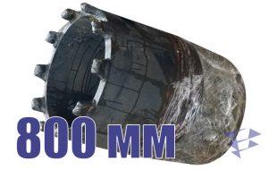 Ножевая секция, 800 мм