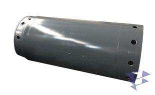 Обсадная труба для бурильных работ, 1 000 мм