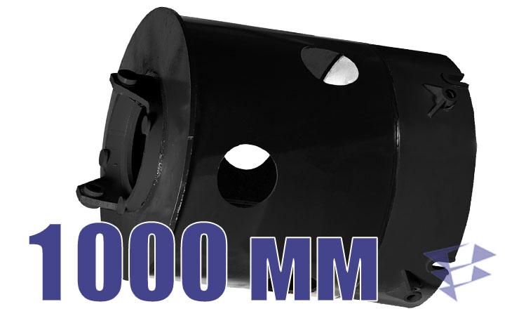 Укороченный дрейтеллер, 1 000 мм