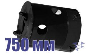 Укороченный дрейтеллер, 750 мм