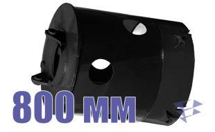 Укороченный дрейтеллер, 800 мм