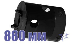 Укороченный дрейтеллер, 880 мм