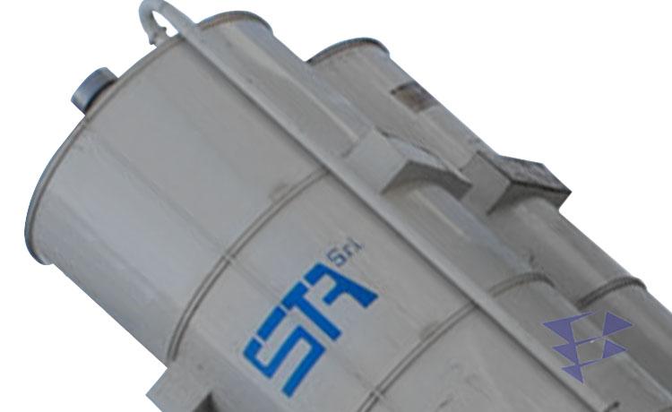 Вертикальный силос STA