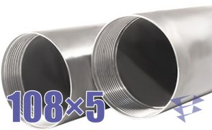 Колонковая труба 108х5 мм