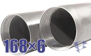 Колонковая труба 168х6 мм