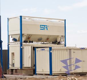 Насосно-смесительные комплексы STA Италия